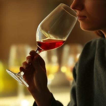 il gusto del vino